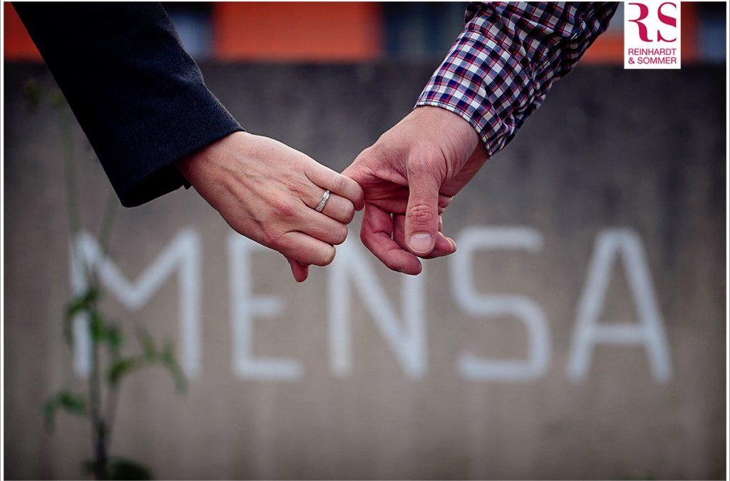 Verlobungsfotos in Erfurt