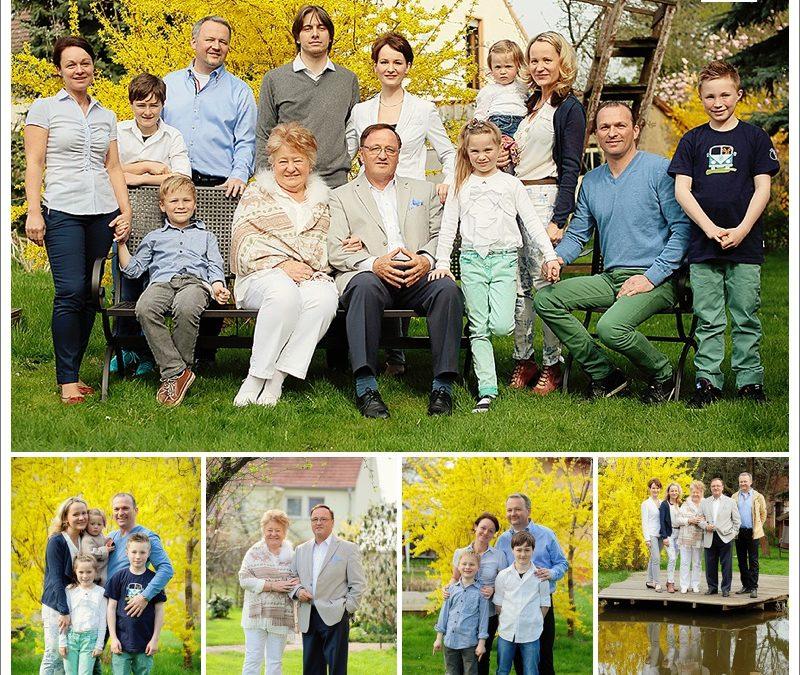 Familienfotos von Reinhardt & Sommer