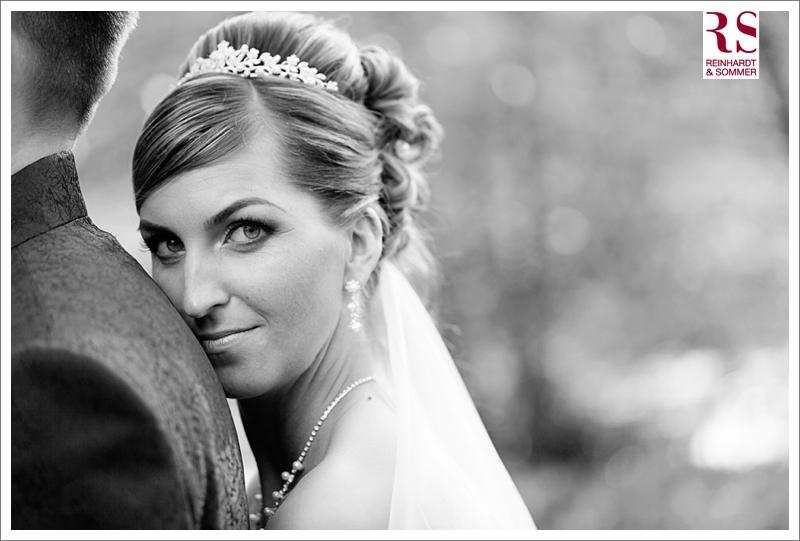 Portrait einer Braut