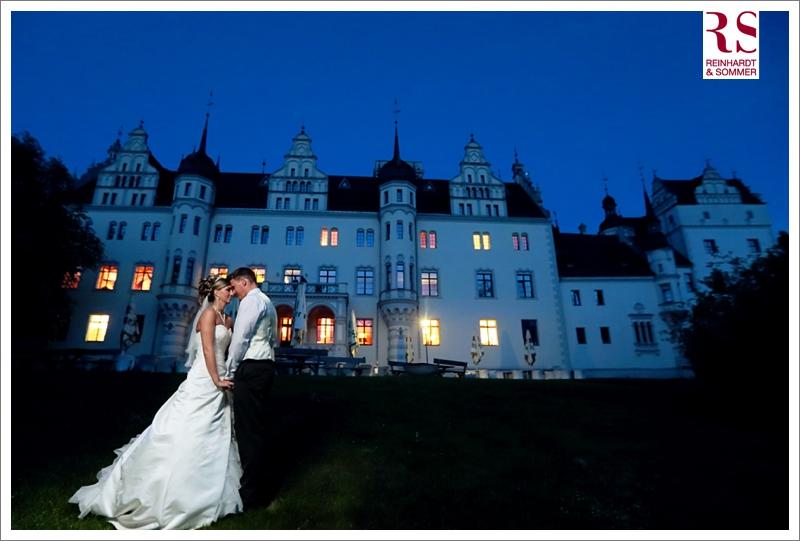 Ein Hochzeitsfoto