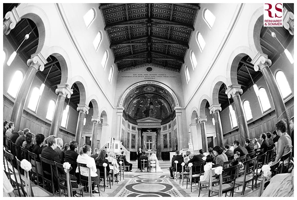Trauung in der Friedenskirche Sanssouci