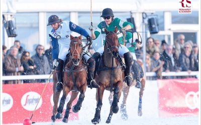 13. Valartis Bank Snow Polo World Cup in Kitzbühel 2015