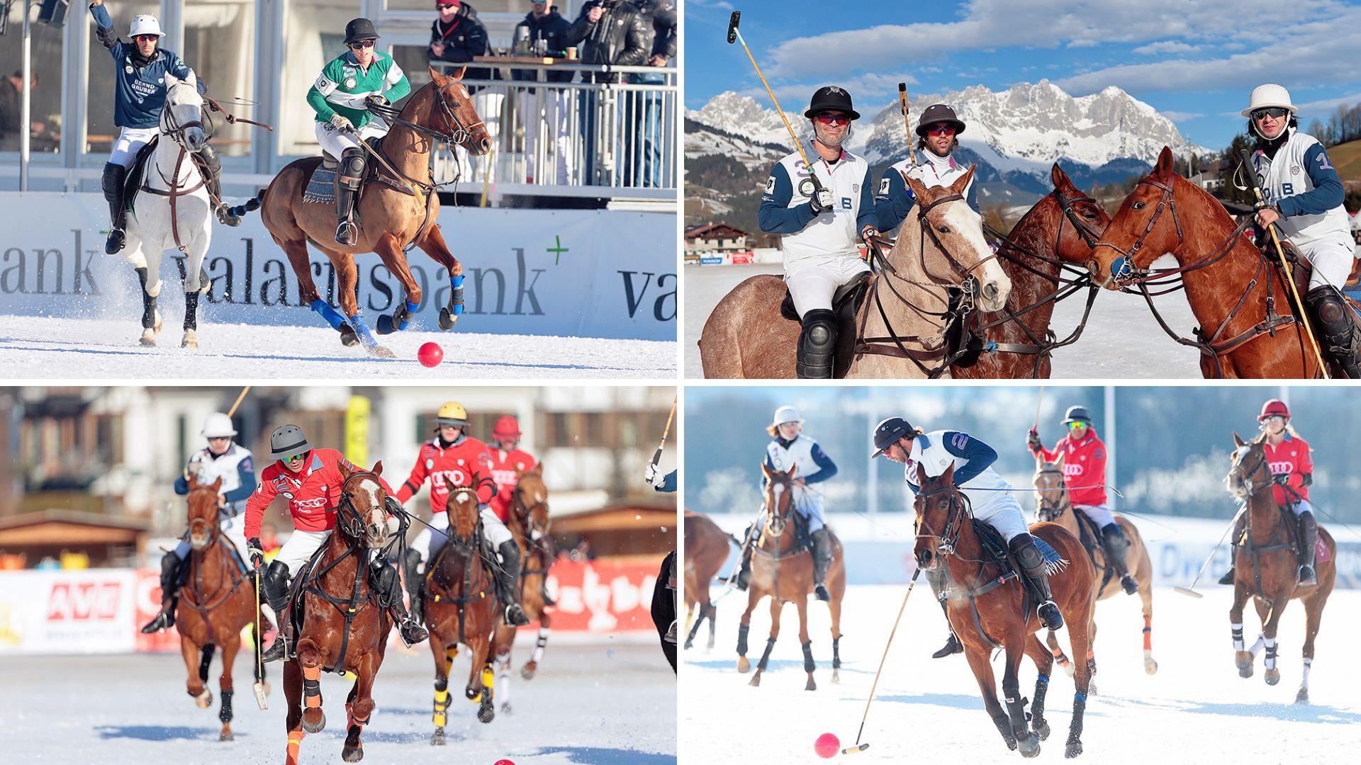 Polo Turnier in Kitzbühel 2015