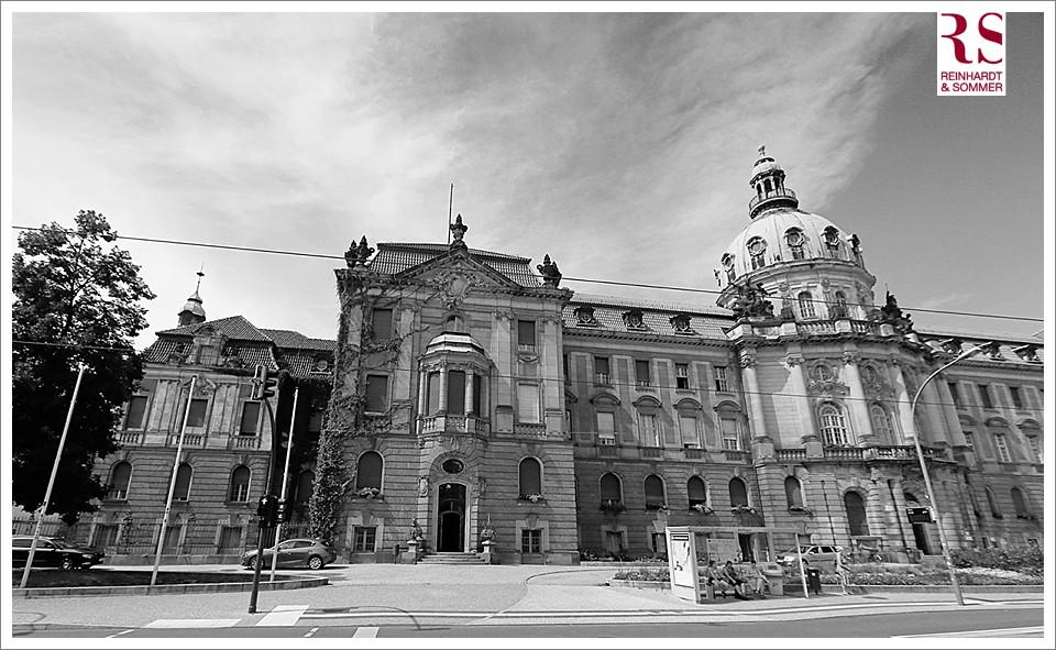Das Rathaus mit dem Standesamt in Potsdam