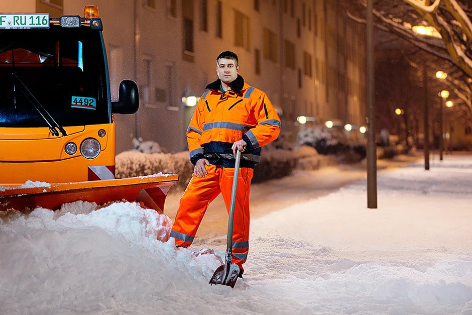 Imagefoto Mitarbeitersuche Winter Berlin Businessfotograf