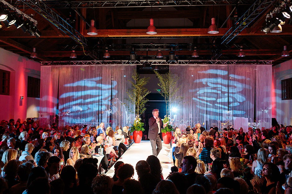 Fashion Show mit Catwalk in Potsdam