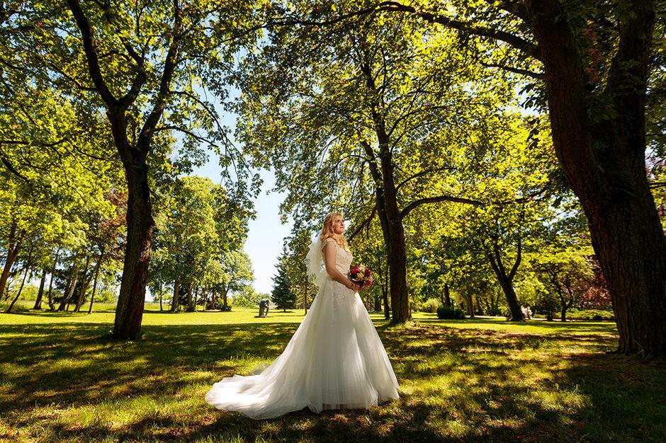 Brautpaarshooting im Schloss & Gut Liebenberg