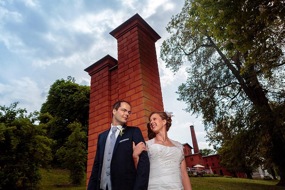 Hochzeitsfotograf im Landgut Stober