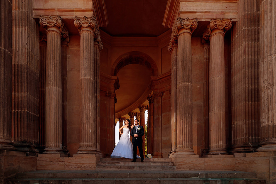 Hochzeitsfotograf am Neuen Palais Potsdam