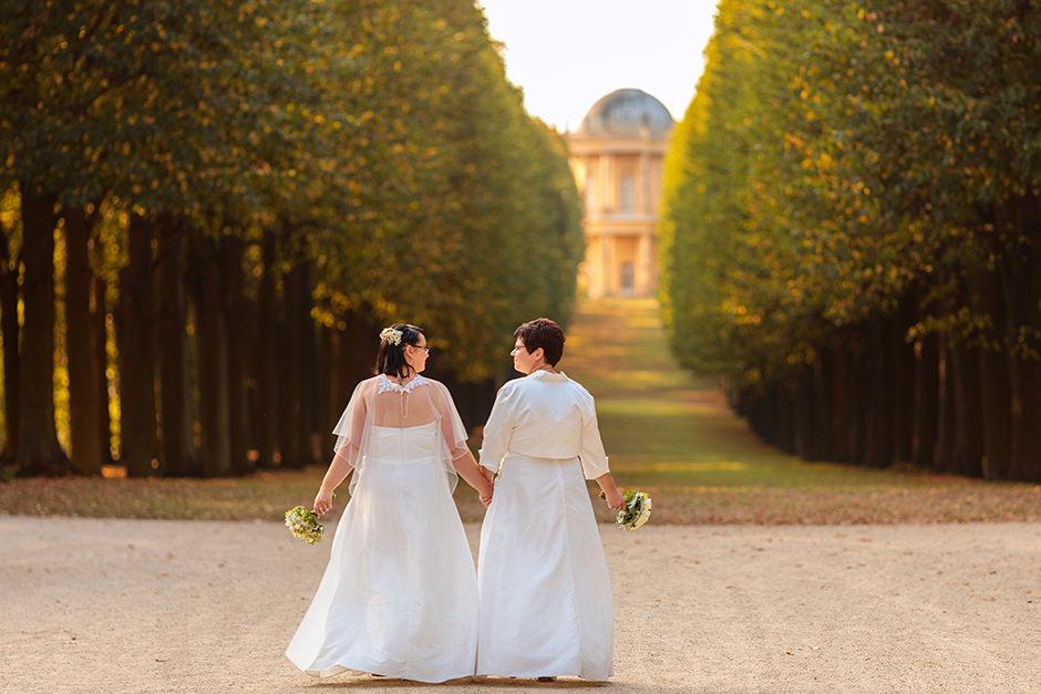 Hochzeitsfotos Drachenhaus Potsdam