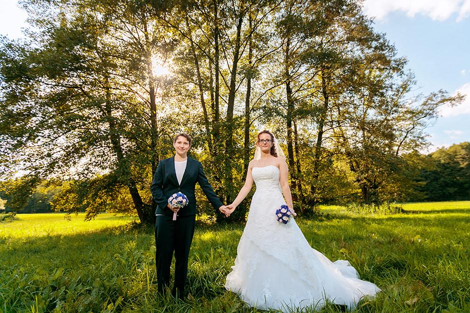 Hochzeitsshooting Burghotel Strausberg