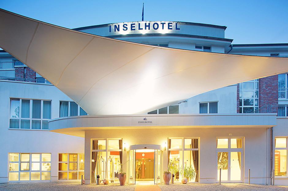 Hotelfotos Potsdam & Berlin: Imagefoto Inselhotel Potsdam
