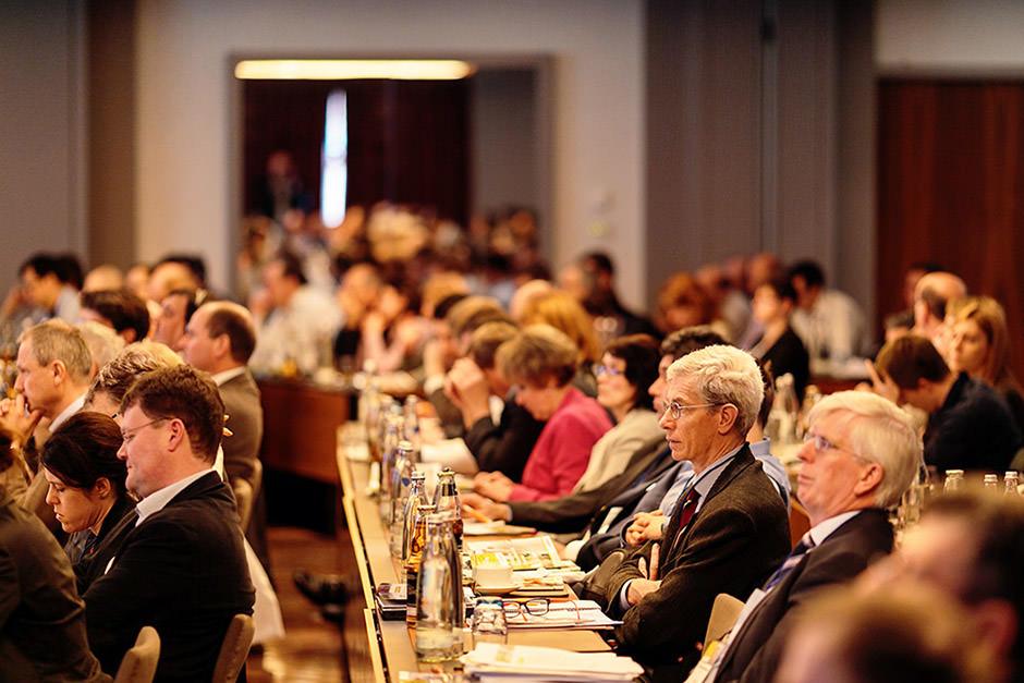 Veranstaltungsfoto bei einem Kongress in einem Hotel in Berlin