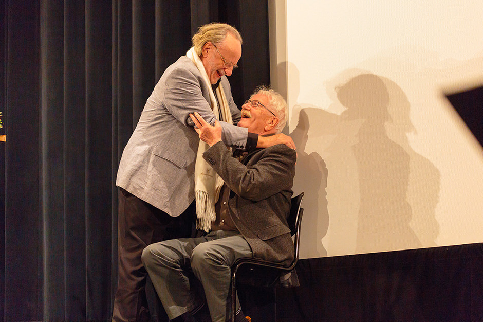 Veranstaltungsfoto einer Bühnendarstellung in Berlin