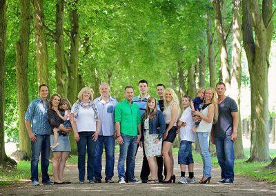 Familienfotos mit großen Familien von Reinhardt & Sommer