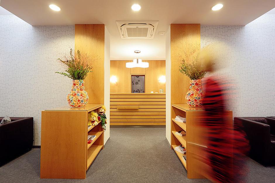 Inneneinrichtung in Businessfoto aus Potsdam