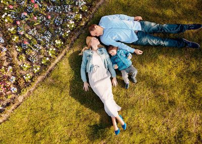 Besondere Familienfotos