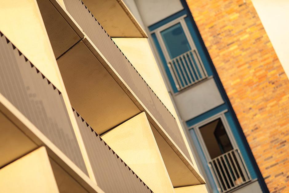 Hotelfotografie: Detailaufnahmen der Architektur