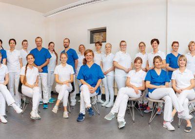 Fotos der Mitarbeiter Praxis Dr. Wermann Potsdam von Reinhardt & Sommer