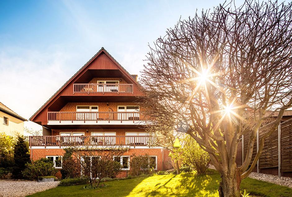 Immobilienfoto Einfamilienhaus in Werder bei Potsdam