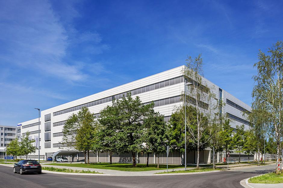 Immobilienfoto einer Liegenschaft bei München