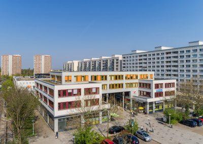Immobilienfoto mit Drohne in Dresden