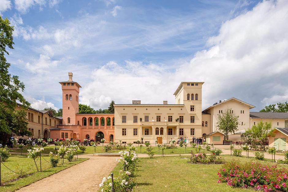 Krongut Potsdam ist eine Aussenstelle vom Standesamt Potsdam