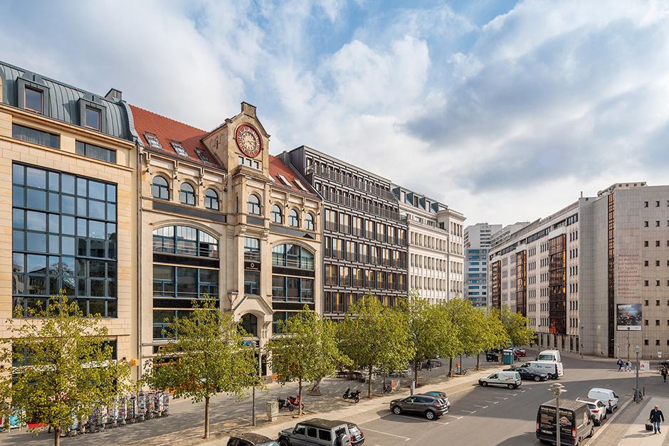 Immobilienfotos mit dem Hochstativ in Berlin Mitte
