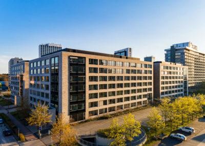 Immobilienfotos in Frankfurt mit Drohne von Reinhardt & Sommer