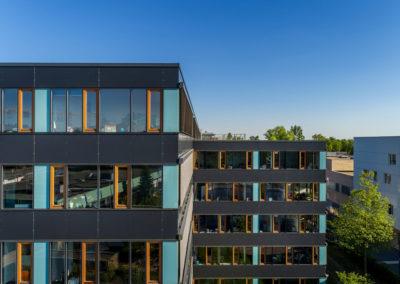 Architekturfotos Hamburg mit Drohne von Reinhardt & Sommer