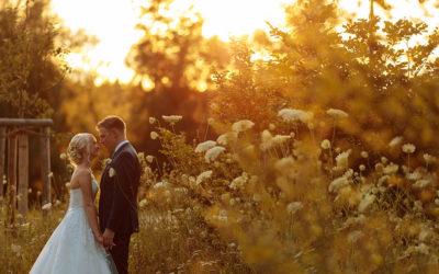 Jahreszeitenserie: Hochzeit im Sommer