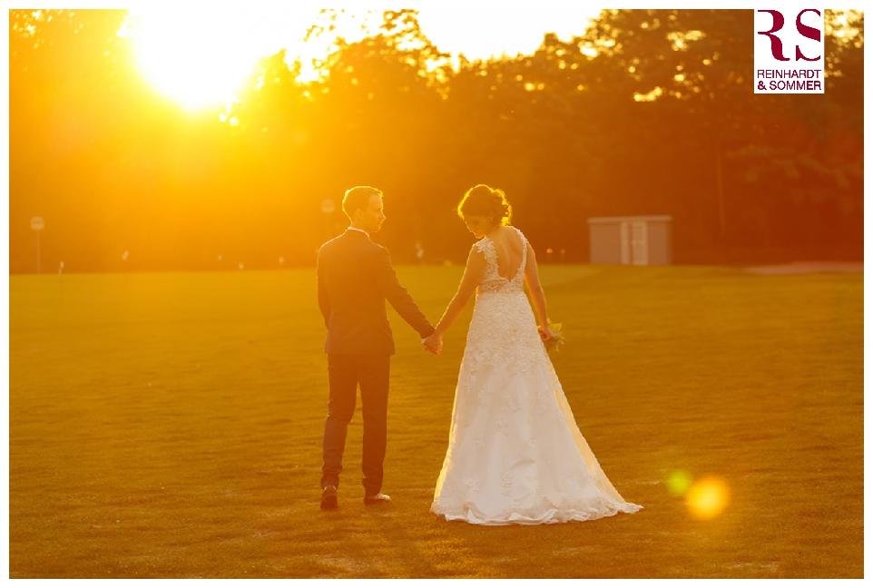 Was ein tolles Bild bevor die Sonne verschwand
