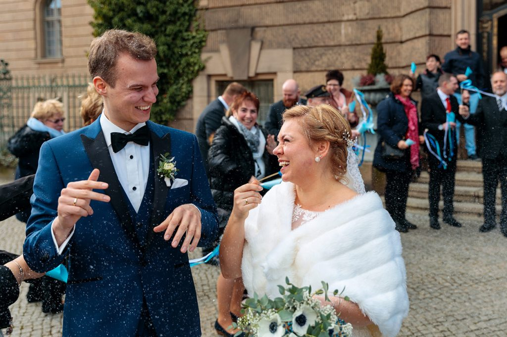 Verheiratet! So schnell kann es gehen