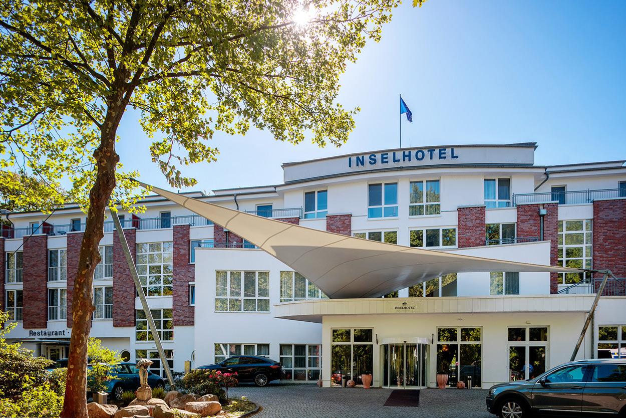 Das Inselhotel Potsdam bietet eine wunderbare Hochzeitslocation