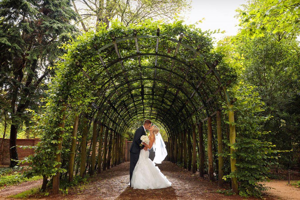 Weitere Hochzeitsfotos im Park Sanssouci