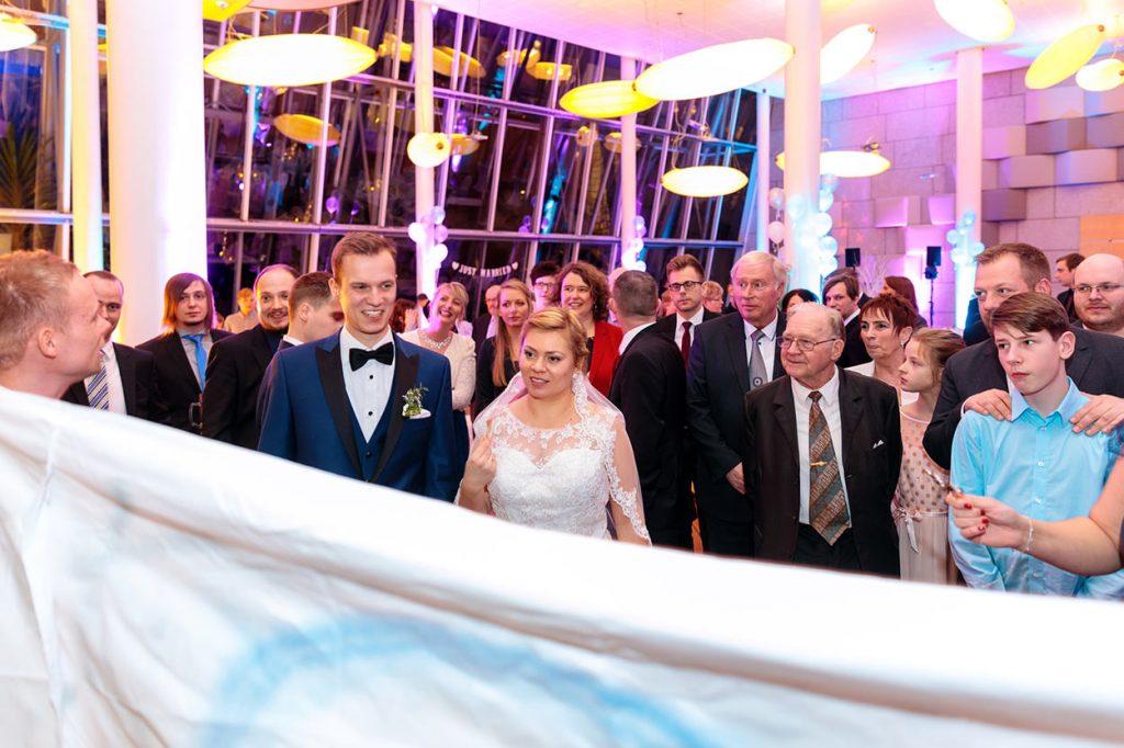 Hochzeitsspiele im Kongress Hotel Potsdam