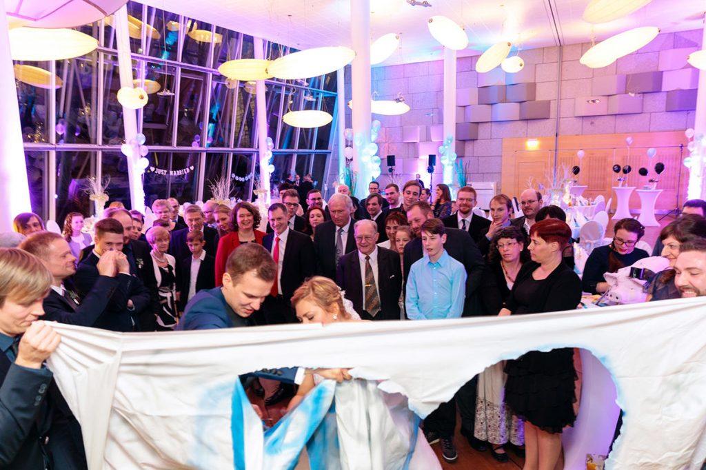 Hochzeitsspiele im Kongresshotel Potsdam