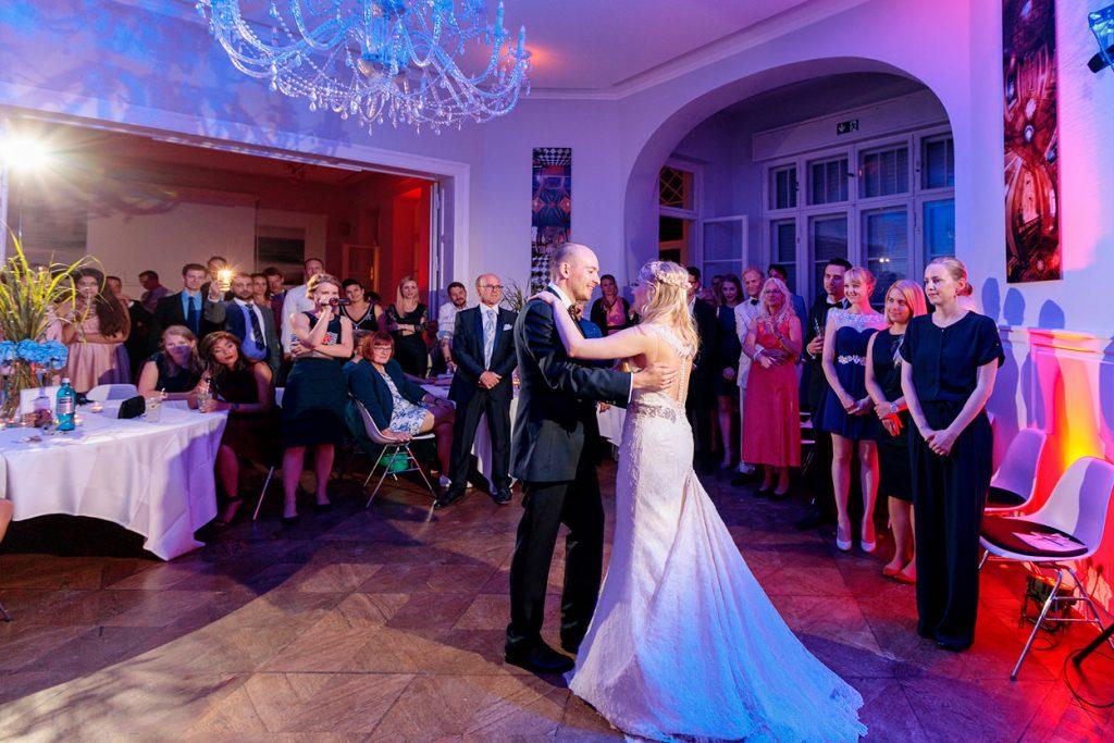Eröffnungstanz bei einer Hochzeit in Berlin