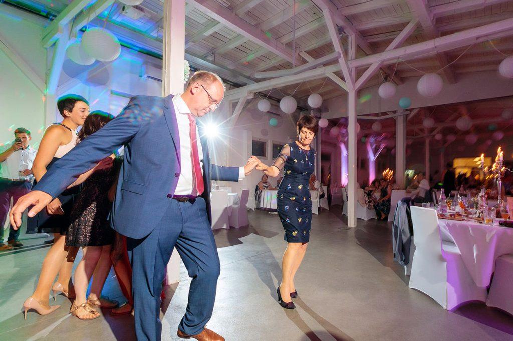 Hochzeitsfeier im BlauArt Tagungshaus