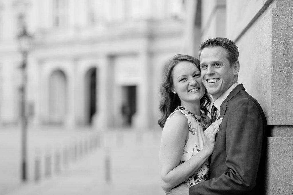 Verlobungsbilder in der Potsdamer Innenstadt