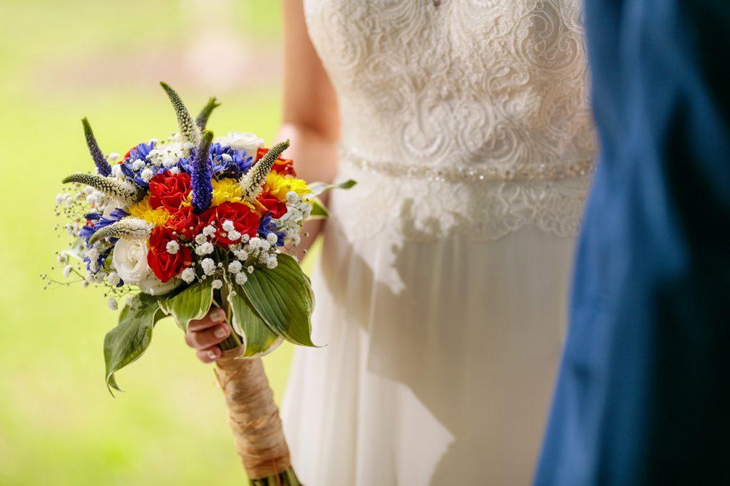 Zepter Brautstrauß