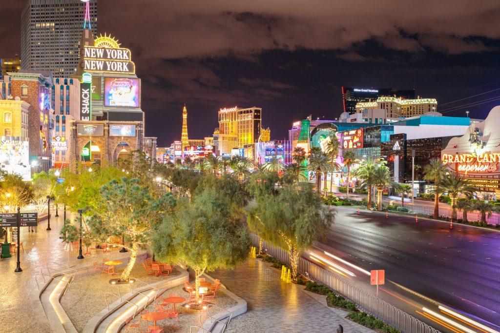 Reinhardt & Sommer in Las Vegas