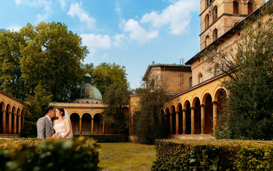 Heiraten in Potsdam und Umgebung