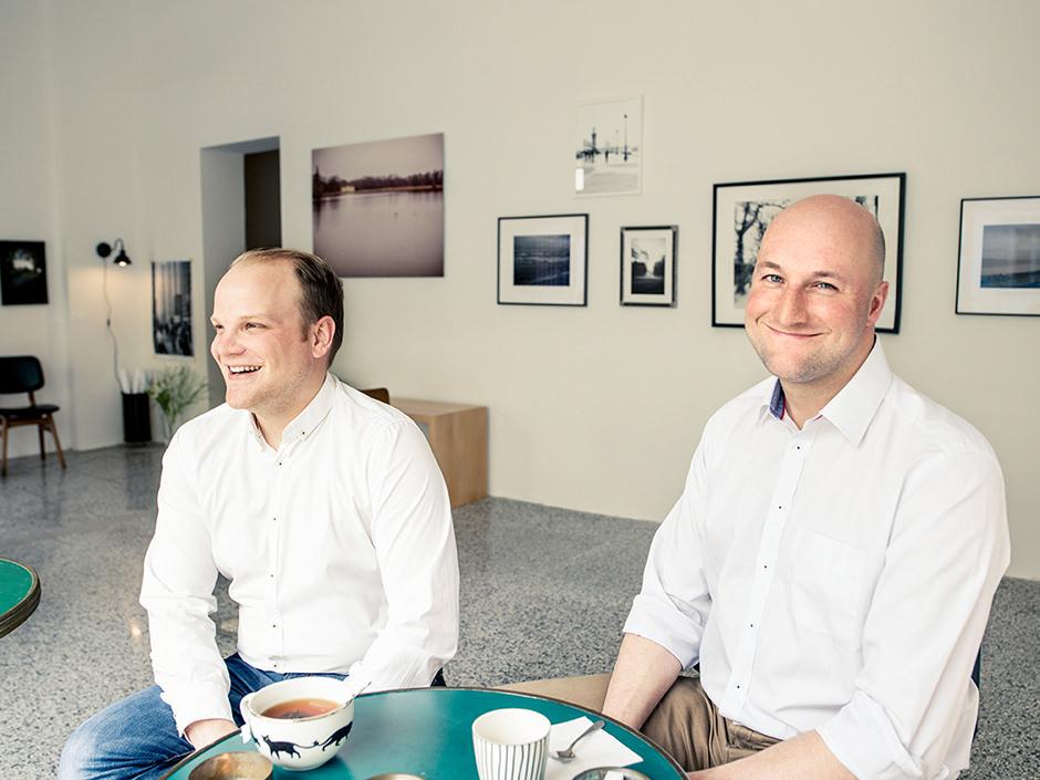 Hochzeitsfotografen Berlin Reinhardt & Sommer im Portrait