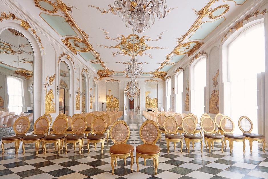 Hochzeit in den Neuen Kammern Potsdam