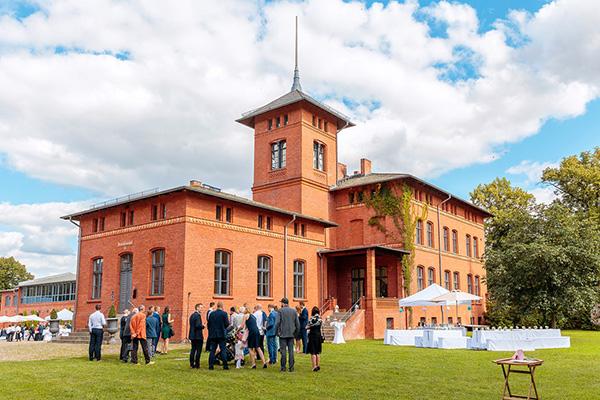 Hochzeitslocation Brandenburg Landgut Stober Standesamt Nauen