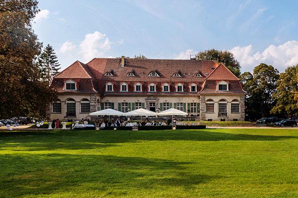 Schloss Kartzow mit Aussenstelle Standesamt Potsdam
