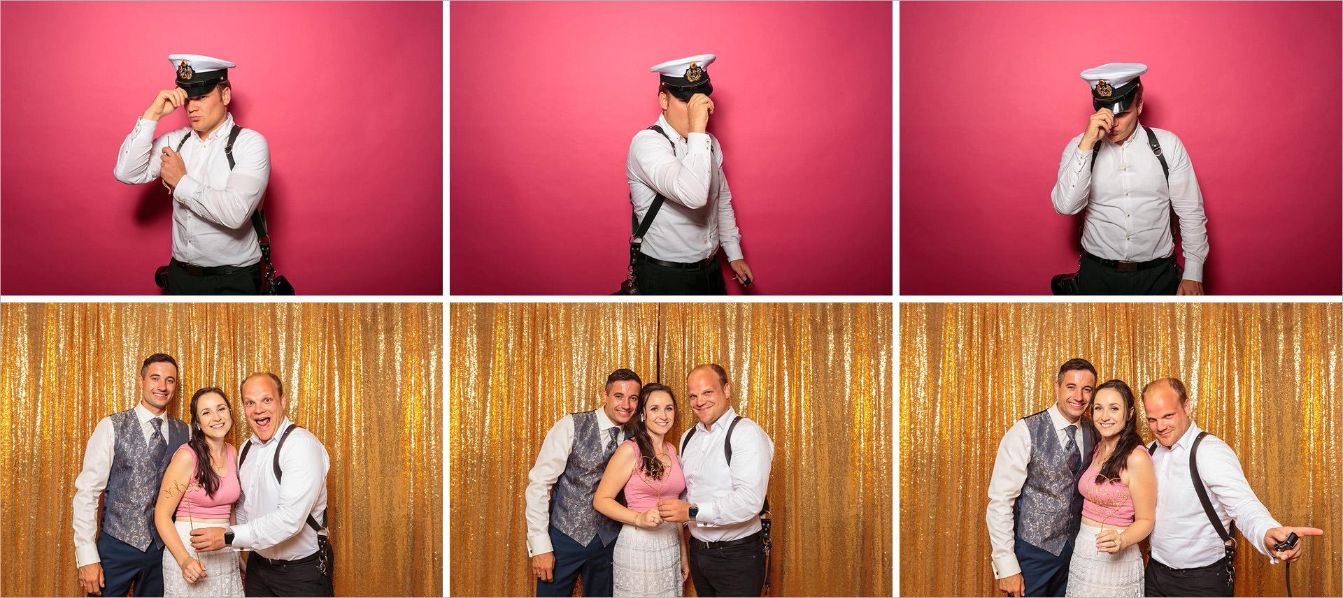 Fotobox für die Hochzeit garantiert viel Spaß