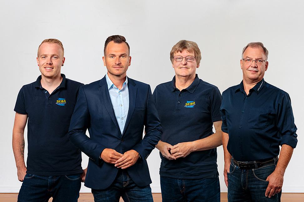 Gruppenfoto von Ingeneurbuero in Potsdam