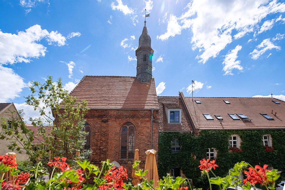 Siechenhauskapelle Neuruppin für Hochzeiten und Trauungen